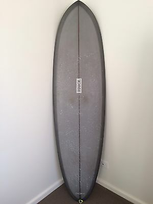 Vouch Evo 6'6 Single Fin Surfboard