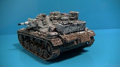 Rubicon Models Panzer III J/N Variants 28mm Scale Pro Painted