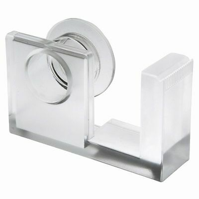 MUJI acrylic tape mini dispenser cutter Japan New F/S