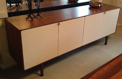 Florence Knoll Buffet Sideboard Credenza Cabinet 1950s Original MCM Mint Cond