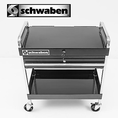 Schwaben LOCKING SERVICE UTILITY MECHANICS TOOL CART - Model 006692SCH01A
