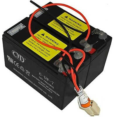 Razor Scooter Battery for E200 Scooters (V 13+) & e300 Scooters (V 11 & 13+)