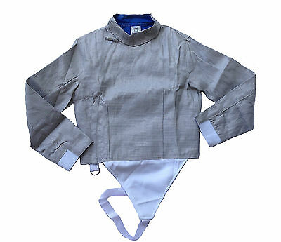 "Fencing Electric Women's Sabre Lame L/H 350 NW CE Level 1 US Size 33""-34"""
