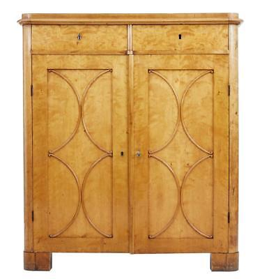 Swedish 19Th Century Birch Sideboard