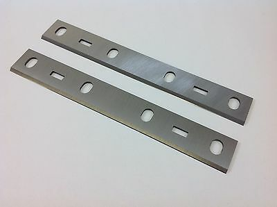 "6"" Jointer Blades Knives for Delta Bench Jointer model 37-070 & JT160 - Set of 2"