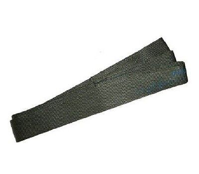 "Military Tow Strap 1 3/4"" x 5ft w Loops Tie Down/Lifting Sling"