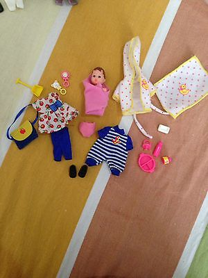 Kelly Doll Clothes, Accessories And Plus Baby Doll