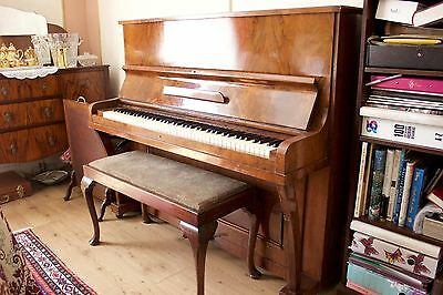 Piano Upright Overstrung by Wagner
