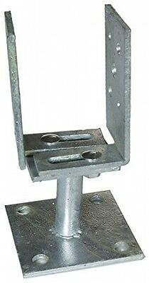 CONNEX HV4269 Adjustable Post Support Shoe Hot Dipped Galvanised