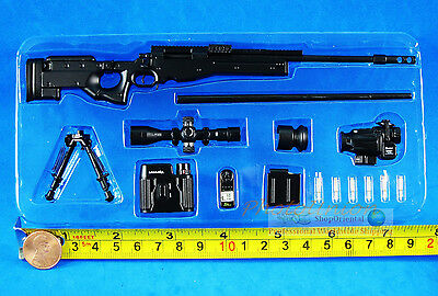 Figur 1/6 US Special Force Navy Seals MK13 MOD 5 Sniper Rifle Modell G_8034B