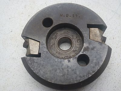 Cutter Block for moulding block system as used on Coronet Major