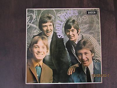The Small Faces - ORIGINAL 1st MONO Unboxed DECCA LP