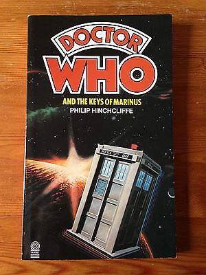 Doctor Who and the Keys of Marinus - Philip Hinchcliffe - Target 38