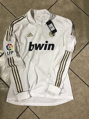 273ba708ec1 Real Madrid Ronaldo (Era)Player Issue Formotion Match Unworn Shirt Spain  Jersey