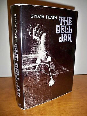The Bell Jar ~ Sylvia Plath ~ First American Edition / 1st Printing ~ 1971