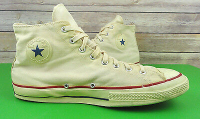 VTG 1950s 1960s CONVERSE ALL STAR USA COMFORT ARCH 13.5 CHUCK TAYLOR BLUE LABEL