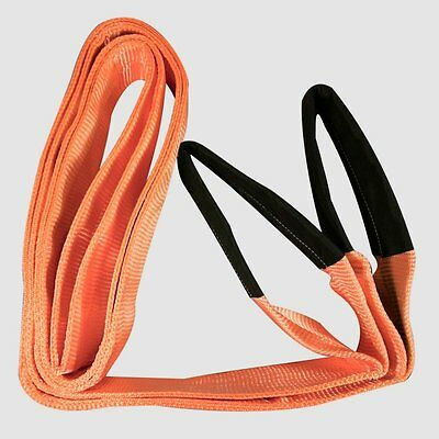 "Heavy duty 3"" x 13 Lifting Sling Moving heavy duty winch/rigging rope Strap"