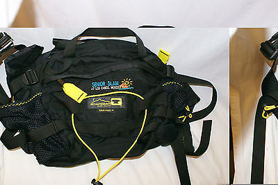 MOUNTAINSMITH Tour Pack Lumbar Waist Fanny Pack Hiking Travel Senior Slam Mexico