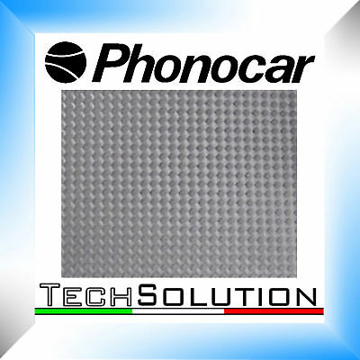 Phonocar 4/416 Similpelle Carbon Style Grigio