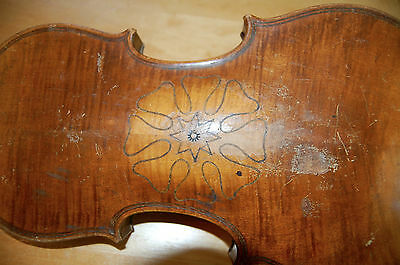 Baroque Violin 4/4 for REPAIR