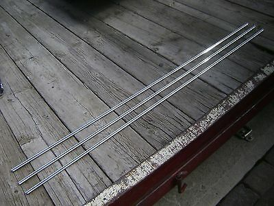 1967 Cadillac Coupe  Or Convertible Door Side Trim Mouldings