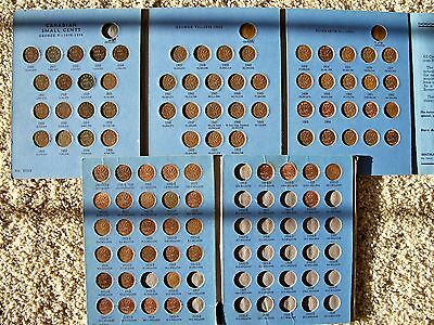 Canadian Canada Small Cent Cents-87 Coins1920-1994 plus a few othe dates