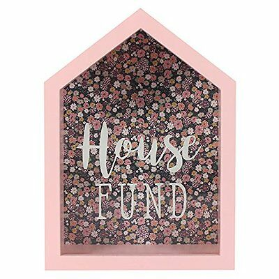 Something Different Florella House Fund Ornament, Pink