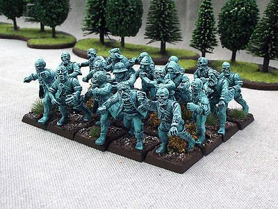 28mm Undead Infantry (2)