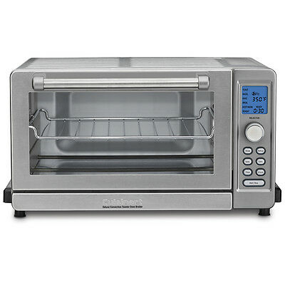 Cuisinart Convection Toaster Oven/Broiler - Deluxe - Tax includes