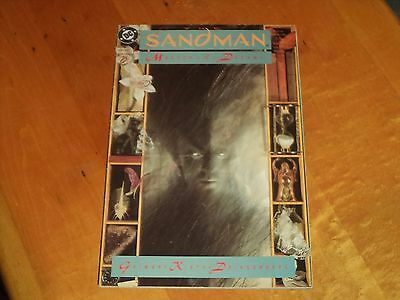 Sandman Issue # 1 DC Comics 1989 2nd Series Modern Age Comic