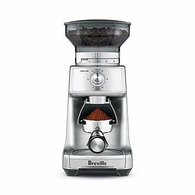 Breville BCG600SIL The Dose Control Pro Coffee Bean Grinder Silver