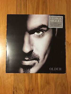 GEORGE MICHAEL ' OLDER 1996 Virgin Records 1st Press A-1-1 / B-1-1 RARE