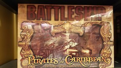 Disney Parks Exclusive Pirates of the Caribbean Battleship Game NEW in Box