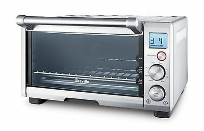 Breville BOV650XL Compact 4-Slice Smart Oven with Element IQ. NEW
