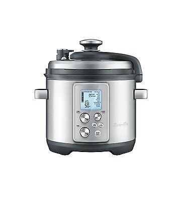 Breville BPR700BSS Fast Slow Pro Pressure and Slow Cooker