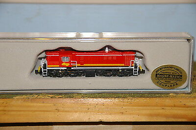 NSWGR - 48 Class Mark 3 - Candy Locomotive - N Scale
