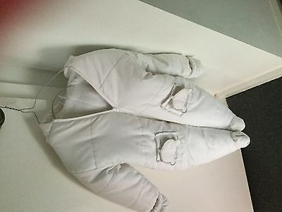 Baby snow suit 6-9 months