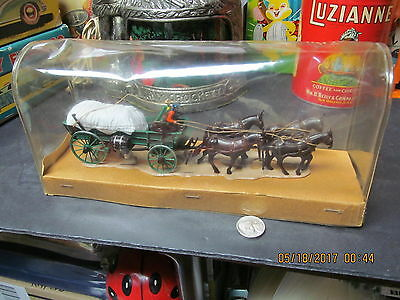 Revell Ranch Wagon Miniature Masterpiece Store Display Model 1955 Super Rare Nos
