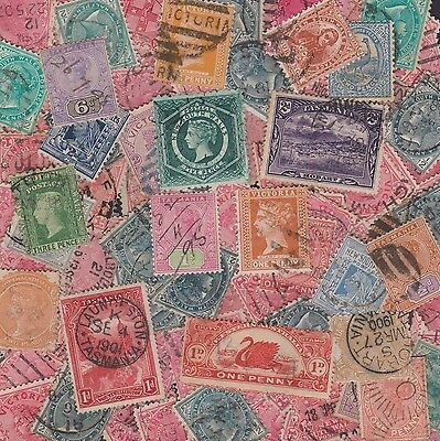 australia CLEAROUT old STATES STAMPS