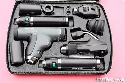 New Welch Allyn Diagnostic Set 18335-Ssp5 Panoptic Retinoscope Ophthalmoscope