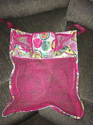 Thiry One On A Stroll Stroller Bag Bubble Bloom Pink Mesh Organizer 31