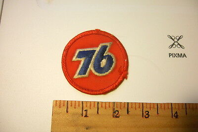 76 Union Gas Station Old Embroidered Patch