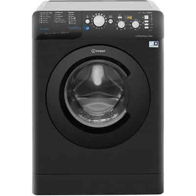 Indesit BWD71453KUK Innex A+++ 7Kg Washing Machine Black New from AO