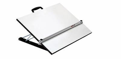 Portable Drawing Board Drafting Adjustable Angle Parallel Straightedge XX Large