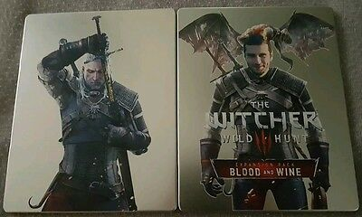 The Witcher 3 Steelbook / Limited Edition / ultra rar