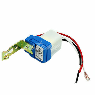 Automatic Auto On Off Street Light Switch Photo Control Sensor for AC110V New