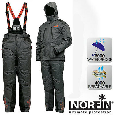 Norfn Spirit Fishing 2 Piece Suit NORTEX BREATHABLE Suit *All Sizes*