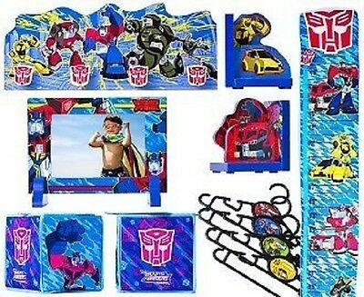 Transformers Decor Set 10-Piece - A Kids' Classic | Everything For Bedrooms!
