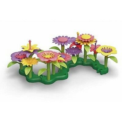 Green Toys FLWA-1012 Build-A-Bouquet NEW