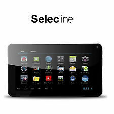 Tablet Selecline MID 7115 4 GB Negro Usado | C